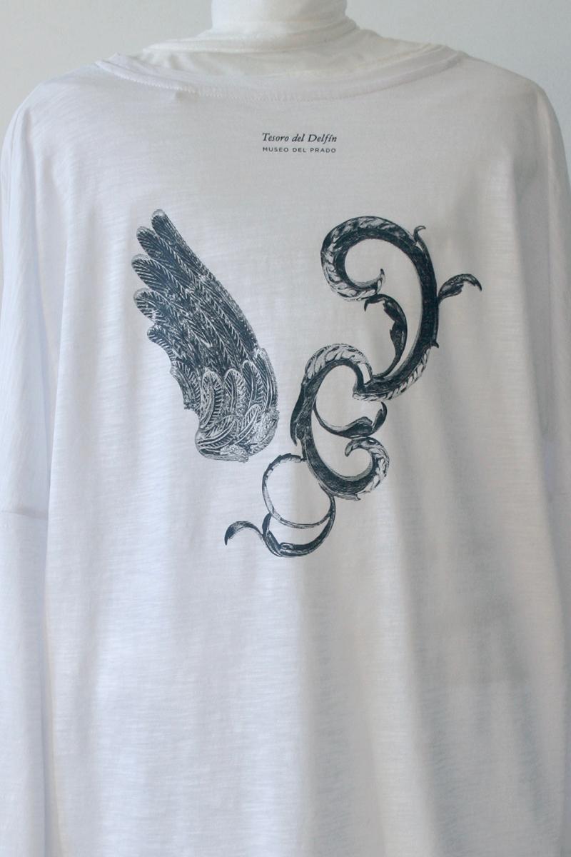 serigrafia-textil-camiseta-tesoro-delfin-museo-del-prado